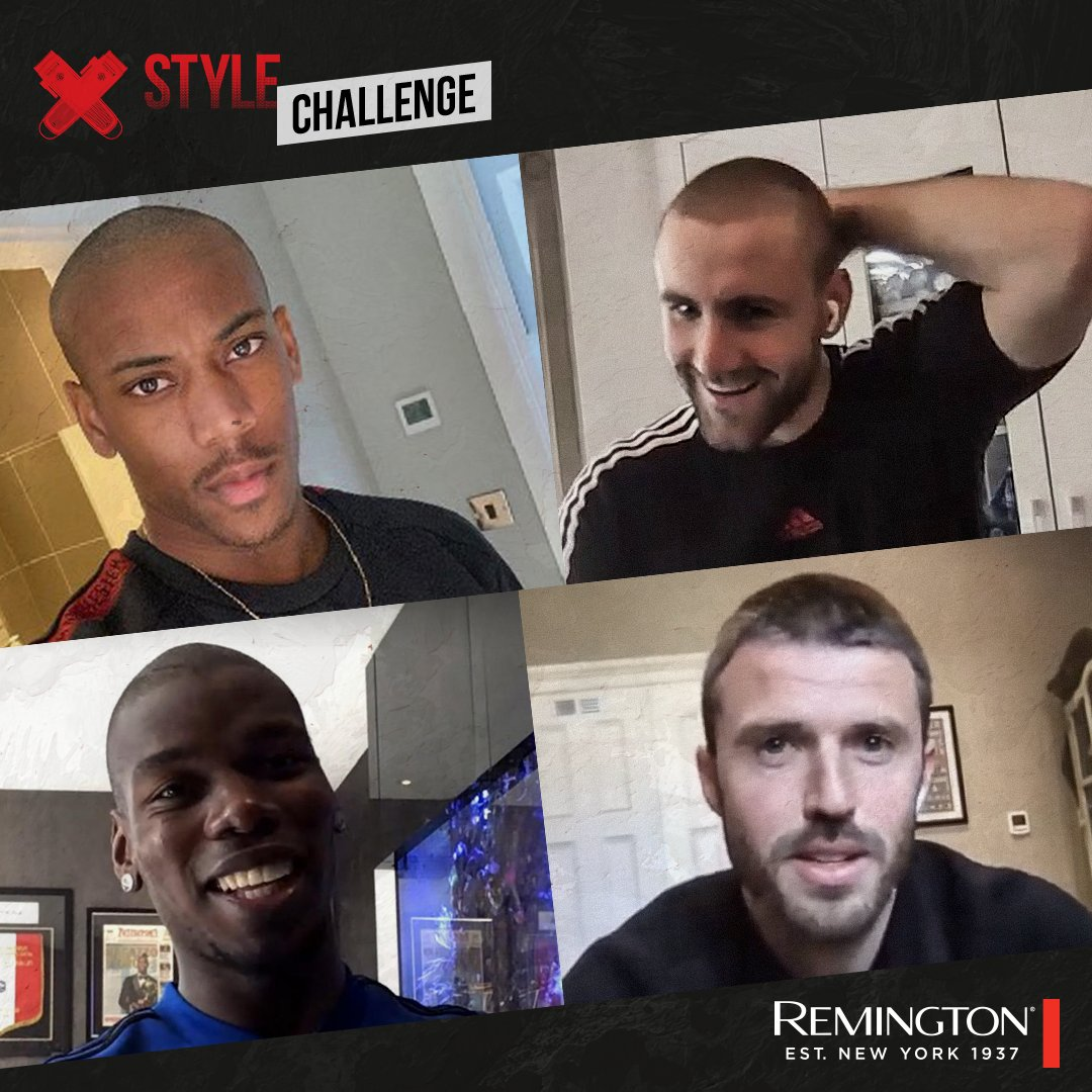 ✂️ The players have done it, have you?  There's still time to take on the @RemingtonUK Style Challenge!  Click here for your chance to win styling products 👉