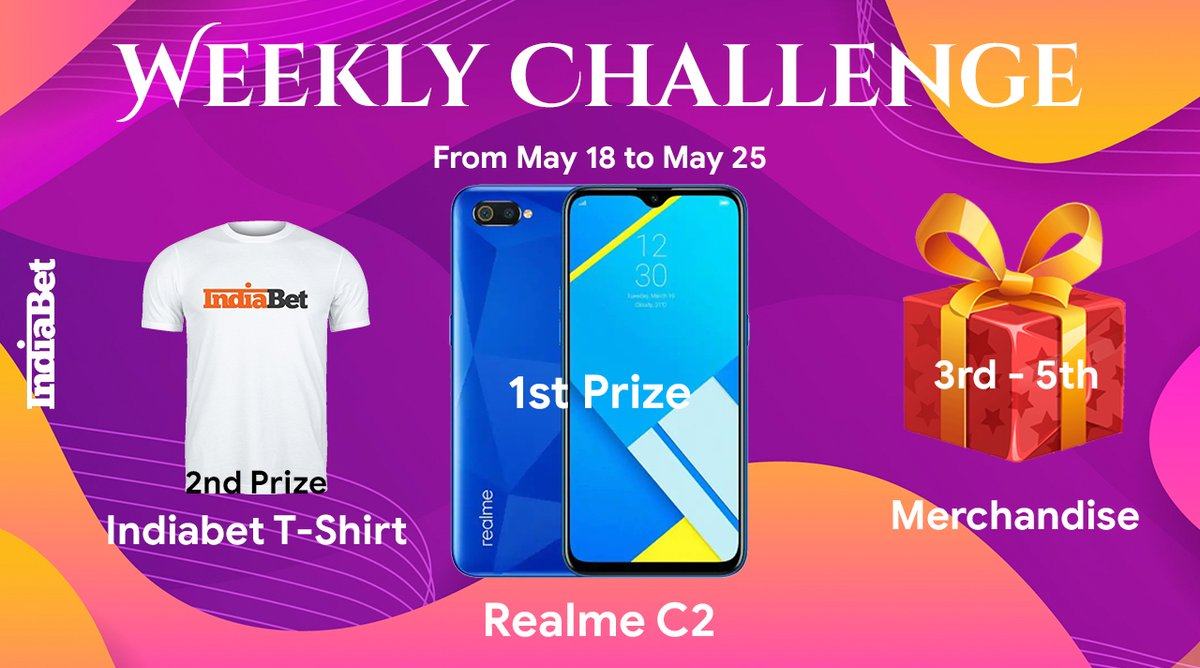 The Quarantine 'GiftPack'!     Playing unlimited with a chance to win #RealmeC2   https://t.co/dG5Kh8La5A  #Giveaway #ContestAlert #Free #MobilePhones #Realme #MobileGames #Gaming #Sportsbiz https://t.co/4cAUZ2bQLE