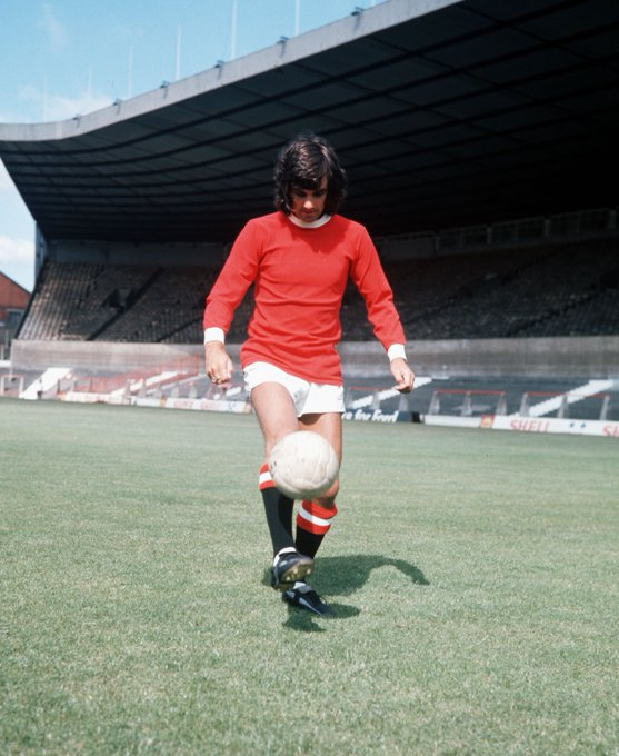 Happy Birthday George Best