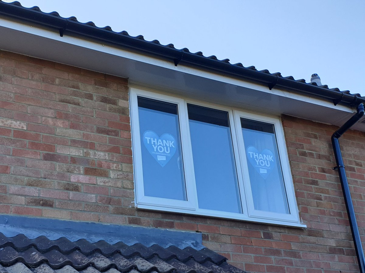 This is fantastic! My hearts are proudly displayed in my window! If you haven't got yours yet you can get one at http://www.bluehearts4heroes.co.uk  #bluehearts4heroes #fundraising @bluehearts4hero https://twitter.com/bluehearts4hero/status/1263792866930962432 …pic.twitter.com/XosG3TuKfd