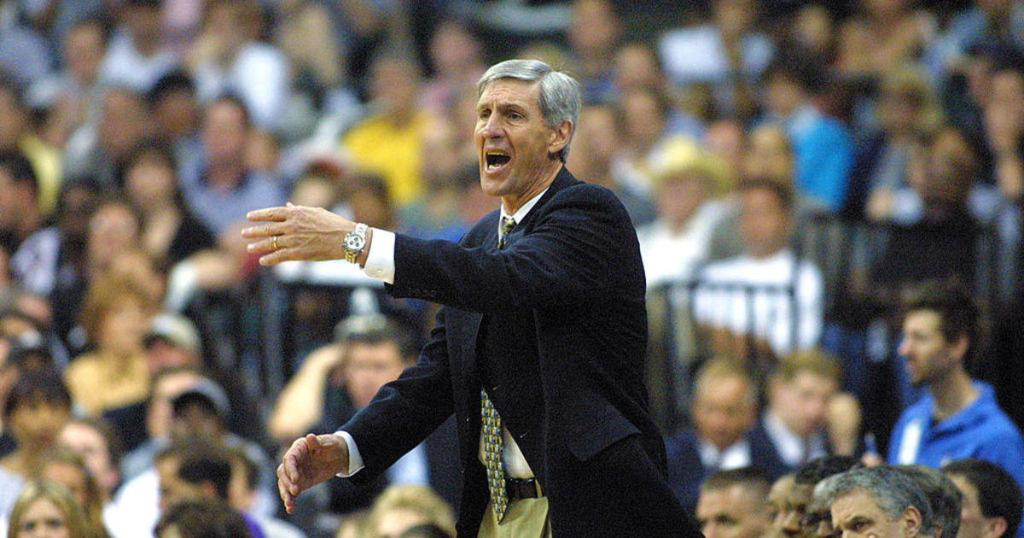 Jerry Sloan, legendary NBA coach who led Utah Jazz to two Finals, dies at 78