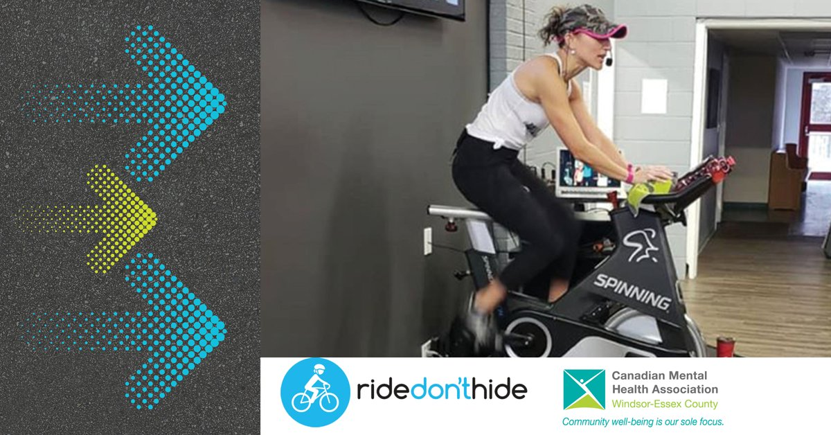 test Twitter Media - #RideDontHide looks a bit different this year. We're taking the event virtual with the ability to do the ride your way! We also have TWO Ride Champions. Meet Ride Inside Champion, Julia on the Rider Profile page of https://t.co/J0JaOBGgQd #NoOneRidesAlone #KeepConnected https://t.co/0gFCvAyzOy