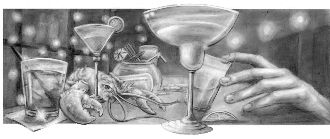 "Restaurant critic @BJeanClement presents ""Craft Cocktails for Troubled Times"" featuring art by Daniel Schoeneck. https://t.co/VQrwJ8ltk7 #TGIF #FridayFeeling #ExpectMore https://t.co/L41zREPL6C"
