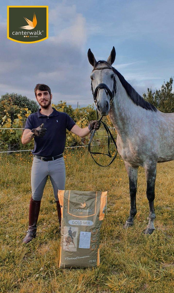 Nuestros caballos consumen Canterwalk Horse Feeds #CanterwalkHorseFeeds #CanterwalkEspaña #FeedingChampions #TeamCanterwalk #Dressage #Horse #domaclasica pic.twitter.com/MEb3QhJaf8
