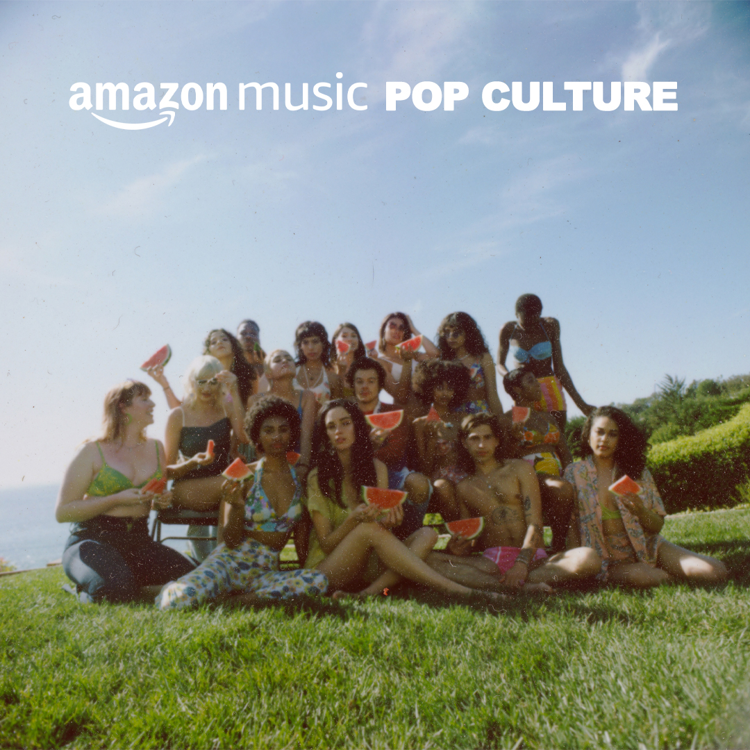 Watermelon Sugar x @AmazonMusic #PopCulture HStyles.lnk.to/WSPC