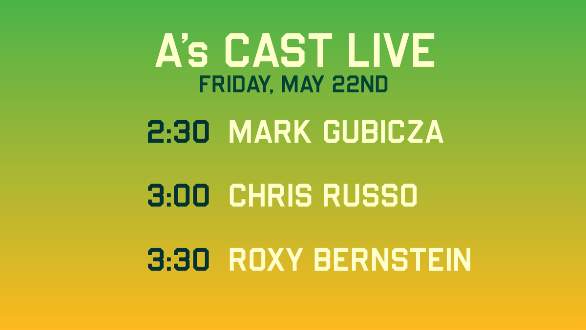 #AsCastLive will be streaming from 1-4pm w/ @townsendradio!  GUESTS: @DFeldy 1:30 @MarkGubicza 2:30 @Maddogunleashed 3:00 @RoxyBernstein 3:30  https://t.co/HGAxc8gMli 📻 https://t.co/4rOAlYQwBD