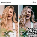 "Image for the Tweet beginning: #polarrfilter ""Mellow Mood"" •⠀⠀ Download Polarr Photo"
