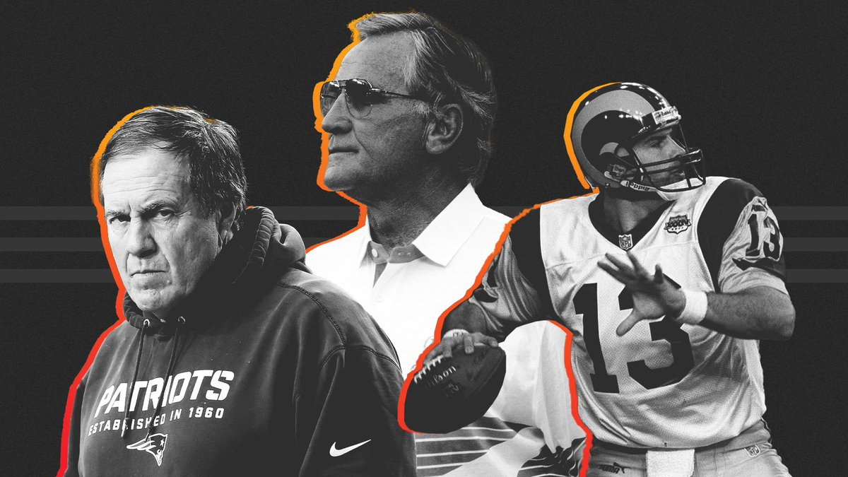 The undefeated season remains elusive in the #NFL. But we're using a model to more accurately evaluate the relative strength of each team over the past 25 years, and use that assessment to grasp how likely 19-0 might be in 2020. 🔗: bit.ly/2zlFiGC