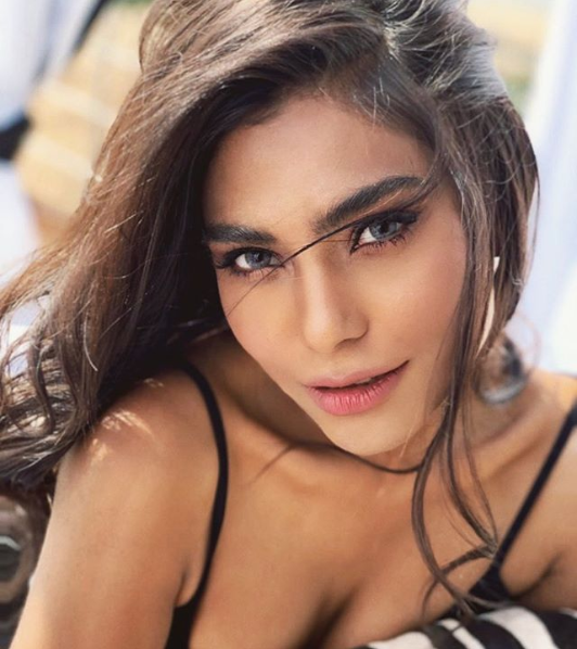 Zara Abid Pakistani model