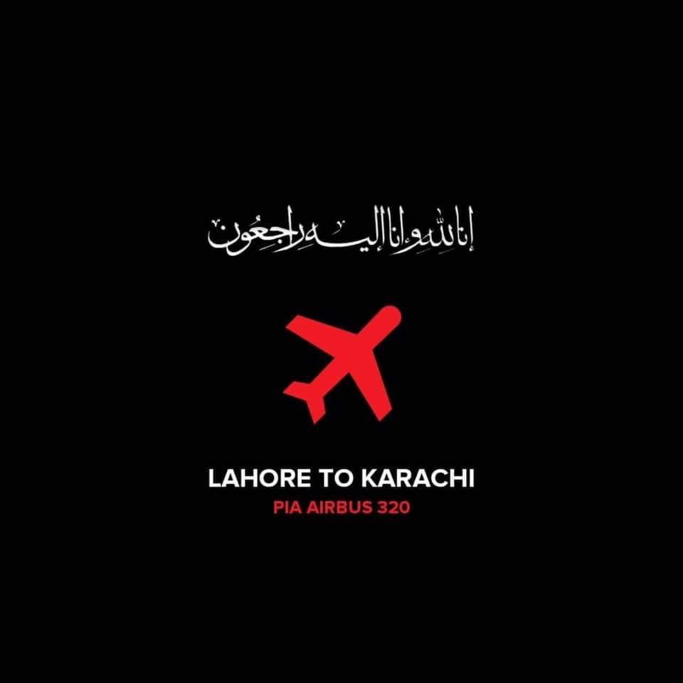 Deeply shocked and grieved on tragic news of PIA plane crash. My heart goes out to all victims and families. May Allah bless the departed souls. #plancrash https://t.co/ZF3SXUDYH2