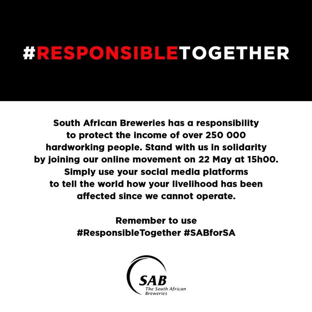 #ResponsibleTogether #SABforSA