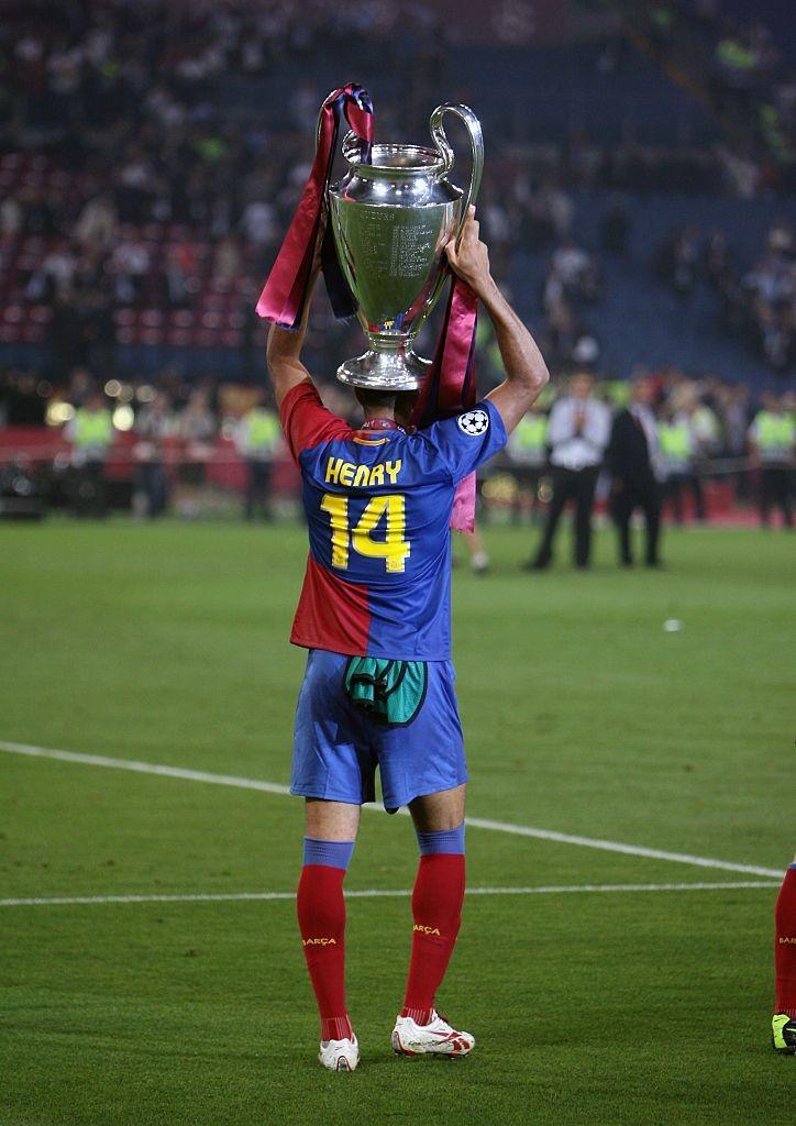 @ChampionsLeague King Henry 👑 https://t.co/zjKfXvwYns