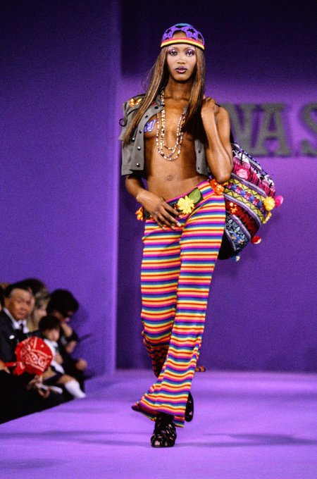 HAPPY BIRTHDAY NAOMI CAMPBELL!!