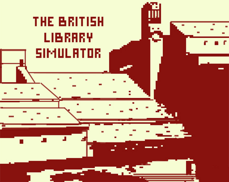 Missing the Library? Take a pixelated stroll through our St Pancras site with this retro #Bitsy simulator: https://t.co/h3BFaolq5Z Thanks to @giugimonogatari of @Contemporary_BL https://t.co/e0aGsXFdrv