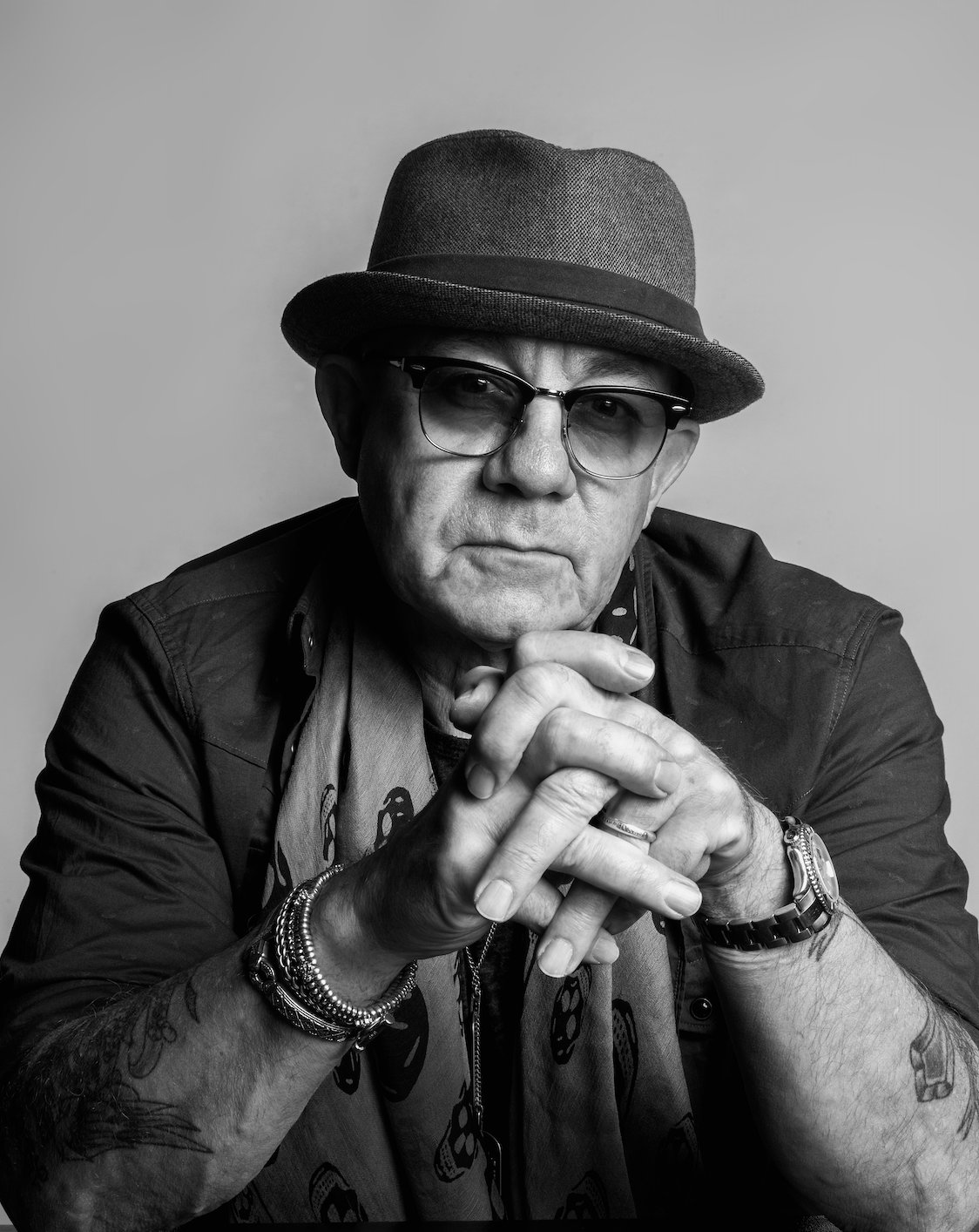 Happy Birthday Bernie Taupin!  Born on this day in 1950.