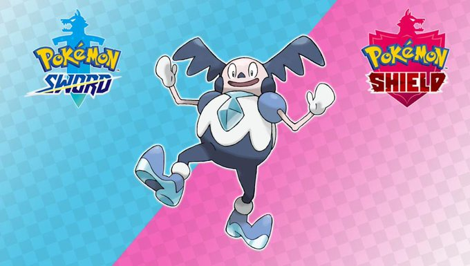 Gear up for #PokemonSwordShieldEX with special Mystery Gifts!   You'll be able to receive four Galarian form Pokémon with Hidden Abilities, plus some very useful items. It's our (Mystery) Gift to you, Trainers!   ❓🎁➡️ https://bit.ly/3cU9fw3