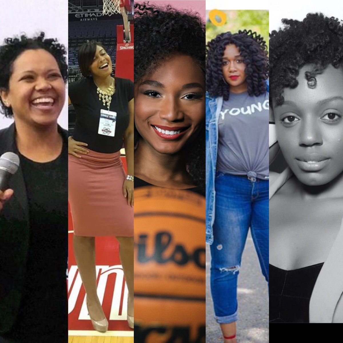 """""""Players of the New School"""" features a powerhouse of black women media influencers known as the """"Minny Tribe""""  @ariivory, @elindsay08, @jasmined_brown, @LoIra_BTW and @princess_street join Jasmine Baker for a chat about the upcoming #WNBA season. https://t.co/WlmAE1WbOx https://t.co/5ISnNFoG4j"""