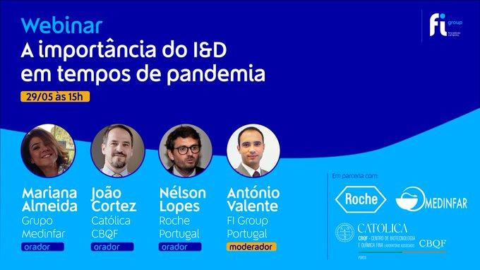 Na próxima sexta-feira, 29 de maio, às 15h, vamos estar à conversa com Mariana Almeida, do Gr....