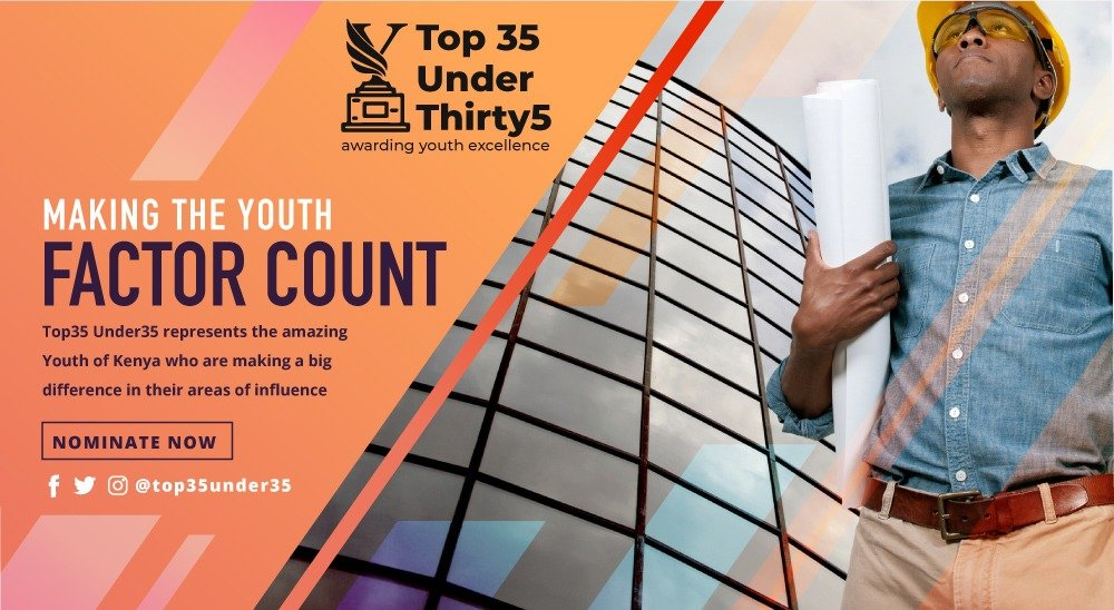 #Making the youth factor count @top35under35pic.twitter.com/A6TwPpEQHT