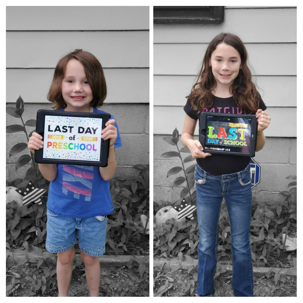 Last day of preschool and 3rd grade! @ChouteauSchool @NKCSchools<br>http://pic.twitter.com/IFCwlOGopO