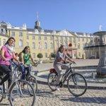 Image for the Tweet beginning: Today is #WorldBicycleDay - #Karlsruhe