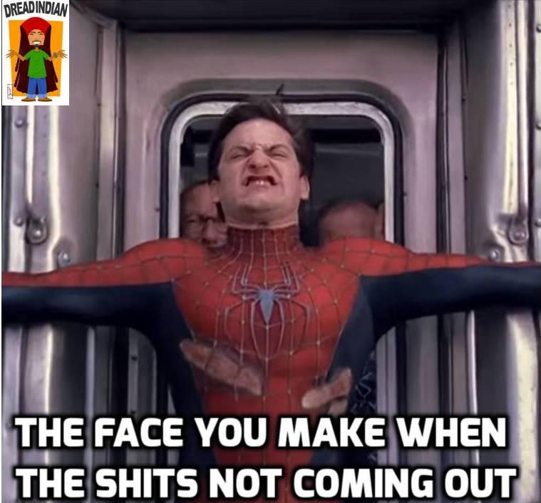 Peter Pooper#spiderman #spidermanmemes #comics #marvel  #funny #funnyshit #meme #funnypictures #funnypics #memesdaily #MEMESpic.twitter.com/GcjkBkx43N
