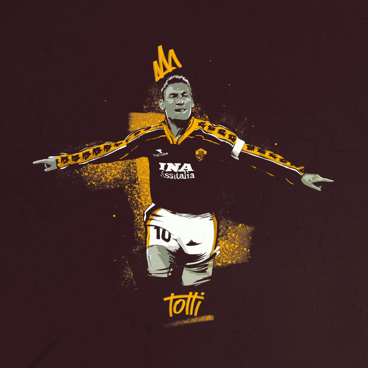 King of Rome!