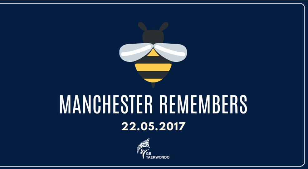 Today marks three years since the Manchester Arena Bombing. Our thoughts are with the families and those that were affected. 💙🐝