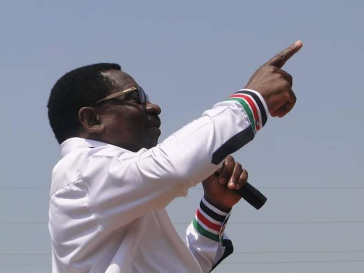"""""""You cannot have an army with 2 field Marshall's. You either support Grigory Rasputin or Csar.""""~ @orengo_james  In my opinion today, senator @orengo_james has confirmed that he is indeed a sage. https://t.co/No4k0q1N1b"""