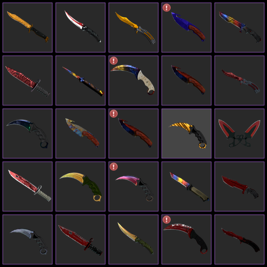 25 knives, 25 winners  RT & Follow to enter https://t.co/D2sRasdFgH