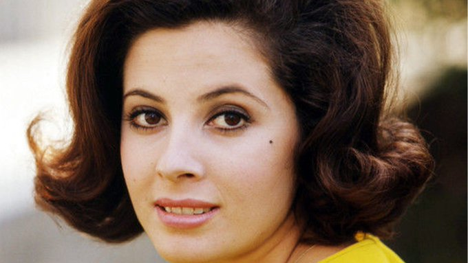 Happy birthday to Barbara Parkins, the ruler of the Valley of the Dolls.