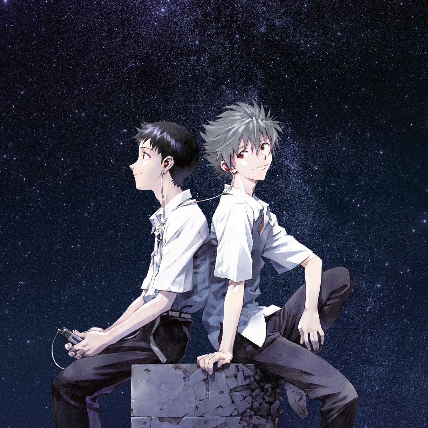 Happy Birthday, Hideaki Anno! Director of the Evangelion films, Shin Godzilla and more