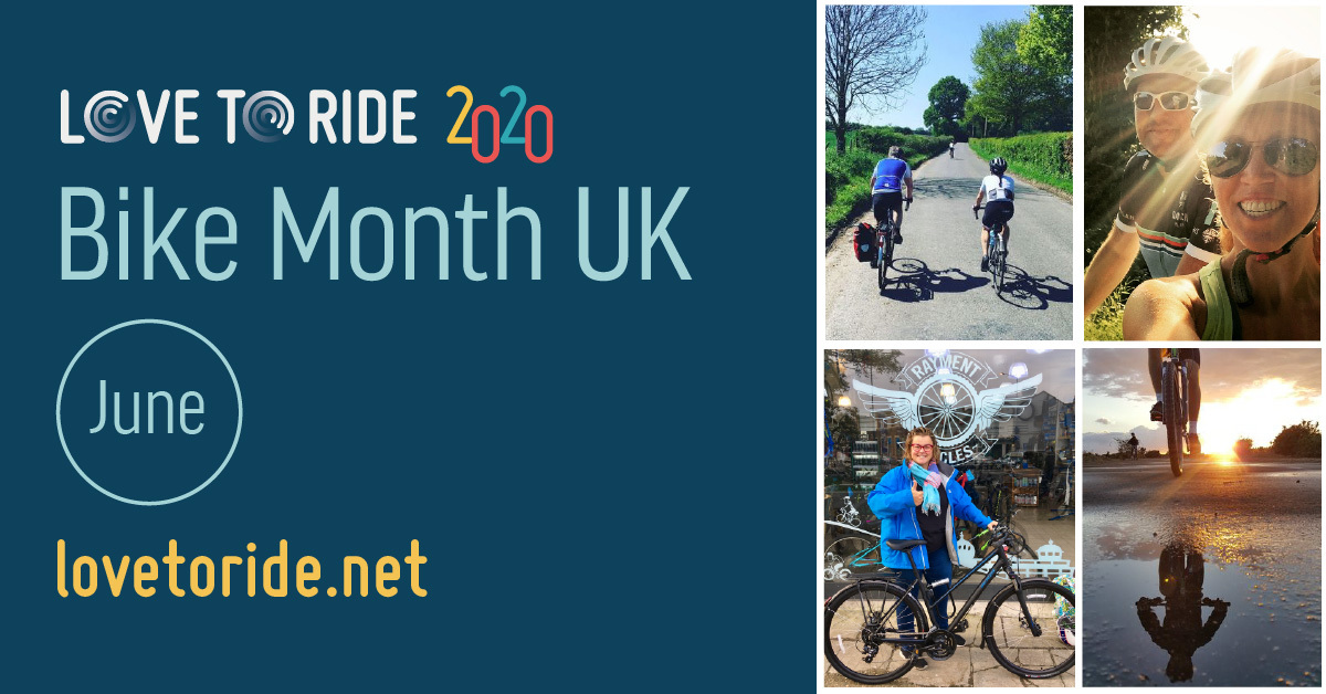 test Twitter Media - #ChooseCycling for your daily exercise or to get around. Join #BikeMonthUK at https://t.co/hzKNfdfXKV https://t.co/AQBcpL7a3O