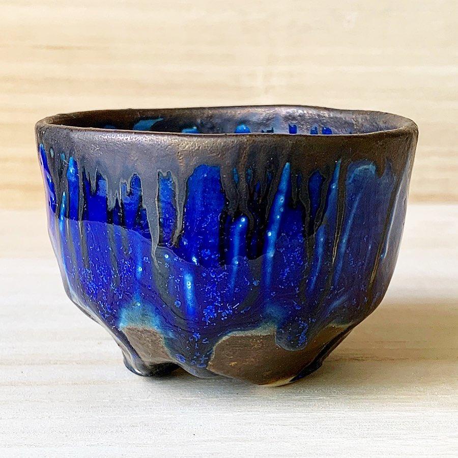 My ceramic works.  #japanesesake #codaltblue #minerals #kyoto #japan #pottery #日本酒 #ぐい呑 #器 #酒器 #釉薬 #コバルトブルー #料理 #陶芸 #京都 pic.twitter.com/MhoSAB1P6j