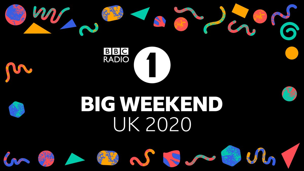 We might not be able to party in the park this time round, but @BBCR1s #BigWeekend is still going ahead this weekend with a fun-filled virtual festival. Times like these, we all could all use a reason to boogie and laugh!🎶 Tune in 7:30PM - bbc.co.uk/bigweekend