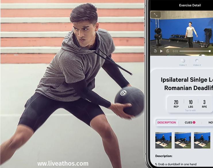 Athos provides unprecedented insight into your muscles along with a virtual coach so you can make adjustments in training to improve your performance & reduce the risk of injury!  #virtualtrainer #noexcuses #freeapp #personaltrainerpic.twitter.com/TpNIN6MiNl