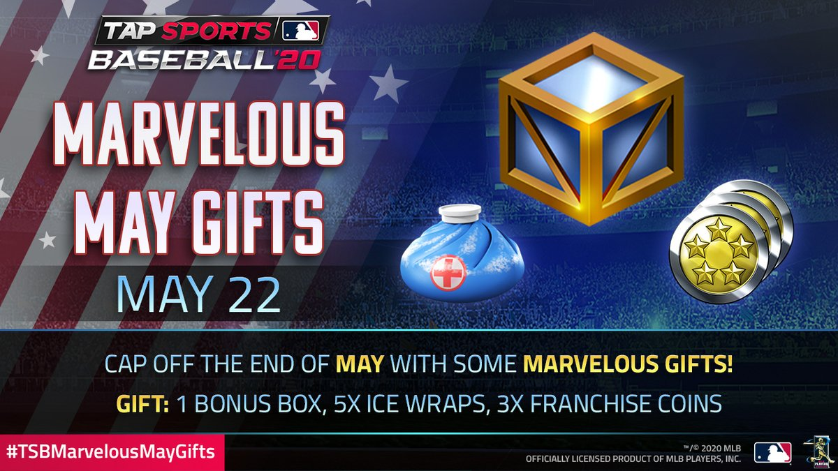 @AcquireTalent Can you believe May is already coming to a close? Start off the day with #TSBMarvelousMayGifts, so we don't get too cray!
