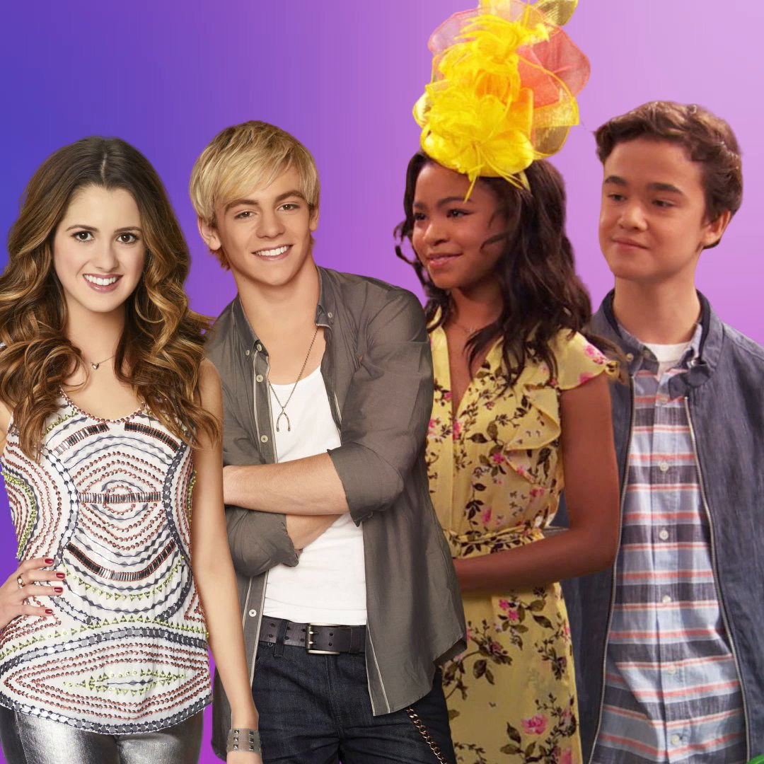 This #FashionFriday were sharing some glamorous date night looks from these iconic #DisneyChannel characters! Which outfit is your favorite? Tell us in the replies! 📷 #AustinAndAlly #RavensHome