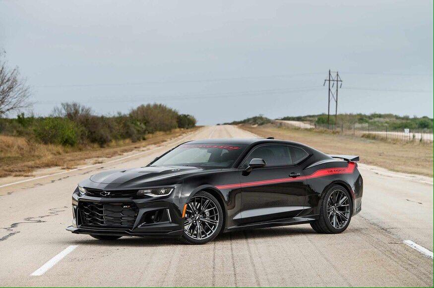 Let's Settle this  The Exorcist  Demon  or GT 500  #Chevrolet #Camaro #Dodge #DodgeChallenger #Ford #Mustang #MoparFriday pic.twitter.com/jxSSL0Frlv