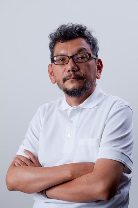 To the incredible Hideaki Anno, happy birthday! From Neon Genesis Evangelion to Shin Godzilla, we thank you.