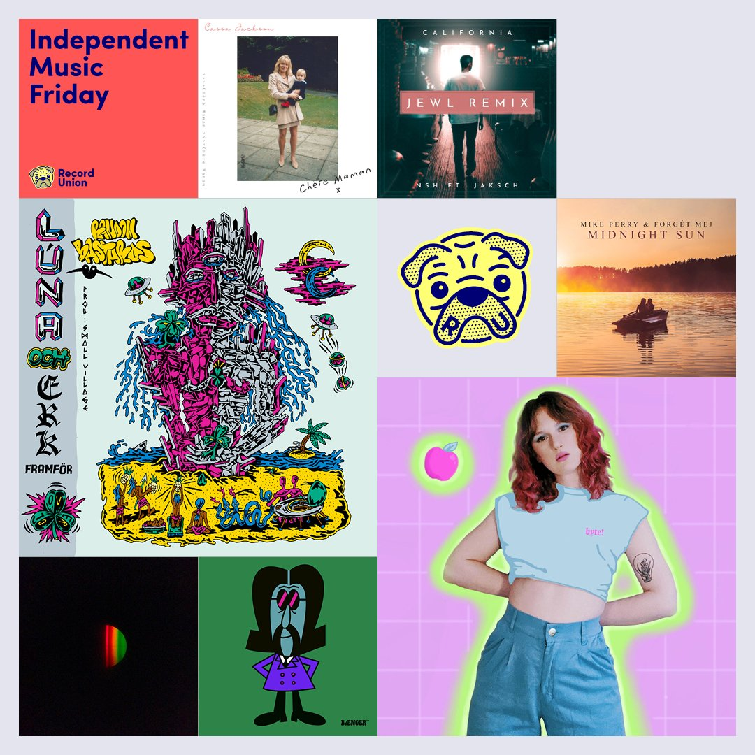 Independent Music Friday! Discover our #playlist with #newmusic by #Independentartists only: fal.cn/36bFt @CassaJackson, #NSH, #Jaksch, #GLOBALBUSINESS, @MikePerrySweden & #ForgetMej, @lunaofficialswe & #Erk #Trainspotters, @didrikfranzen, @ellise, #PeachPetal