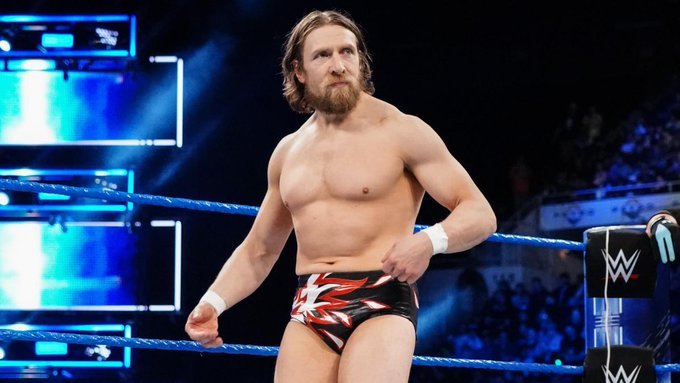 Happy Birthday to Daniel Bryan.  This guy is amazing. That is all.