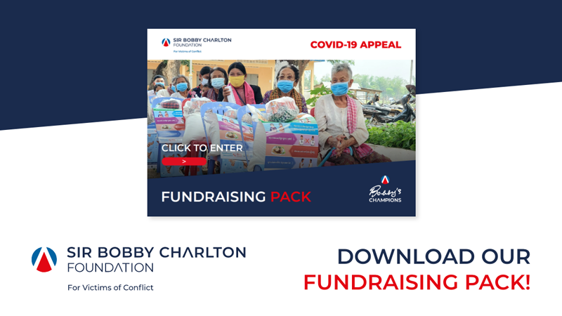 Looking for ideas to keep the kids entertained over the bank holiday weekend? Check out our fundraising pack, full of simple ideas you and your children can try at home. Just £10 raised could provide a hygiene kit for a family in Cambodia Download here: ow.ly/fcDR50zKFPB