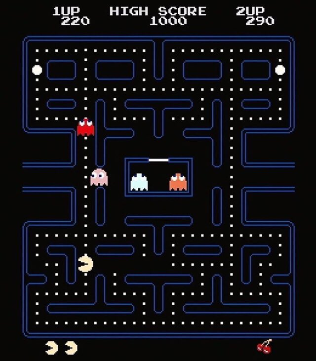 Wishing a very Happy 40th Birthday to one of my favorite games (because I'm old like that). #Pacman #Pacman40thpic.twitter.com/Wt6Zd2cI4g