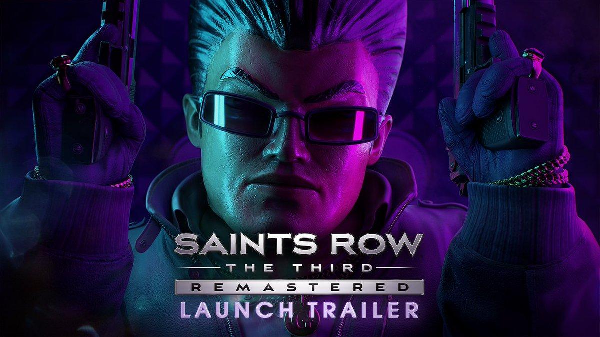 @Xbox's photo on Saints Row