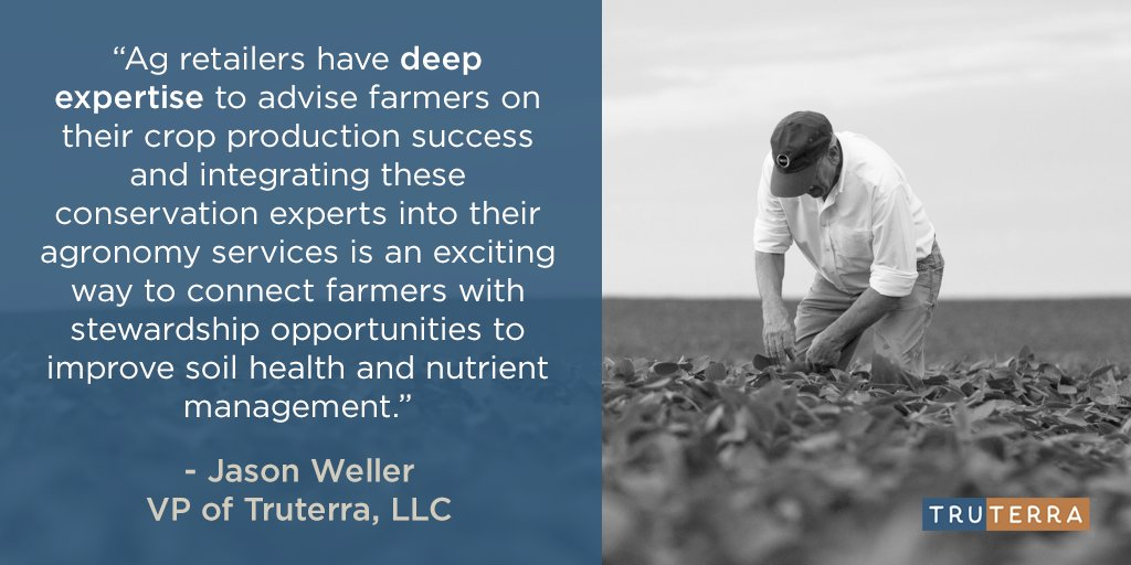 We've partnered w/ @NFWFnews, @USDA_NRCS, @IowaSoybeans & @pheasants4ever & #agretailers to provide farmers on the front lines confronting climate change with the customized conservation advice they need to support profitability & sustainability. https://t.co/Ht0V2wCiPh https://t.co/8qRKViBpNo