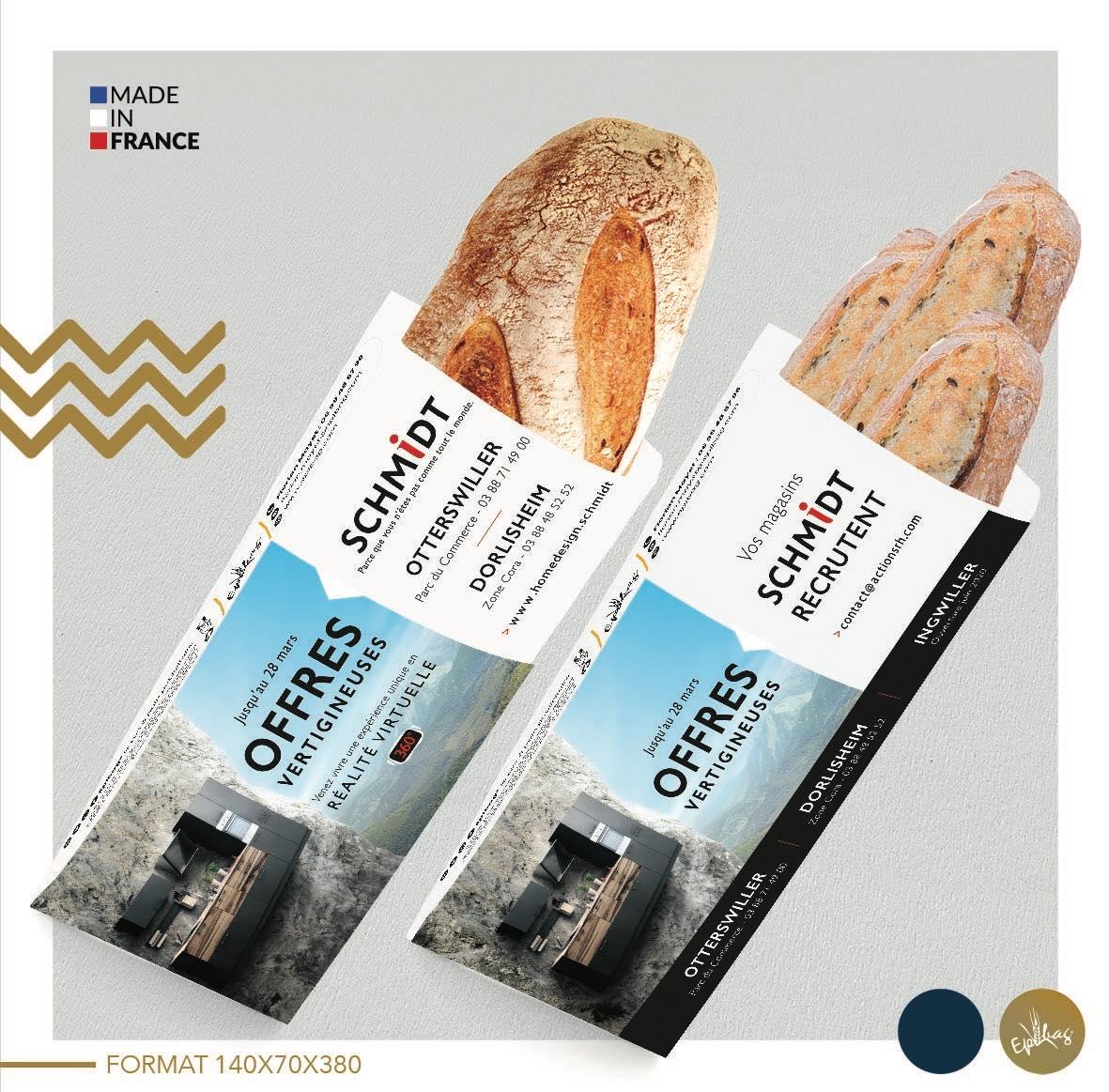 Le saviez-vous   En France 320 #baguettes sont vendues chaque seconde   Indispensable pour votre boulanger, le sac à pain publicitaire devient votre meilleur support de #communication communication     https://cutt.ly/LyqhXjBpic.twitter.com/qzvk7ZzJu9