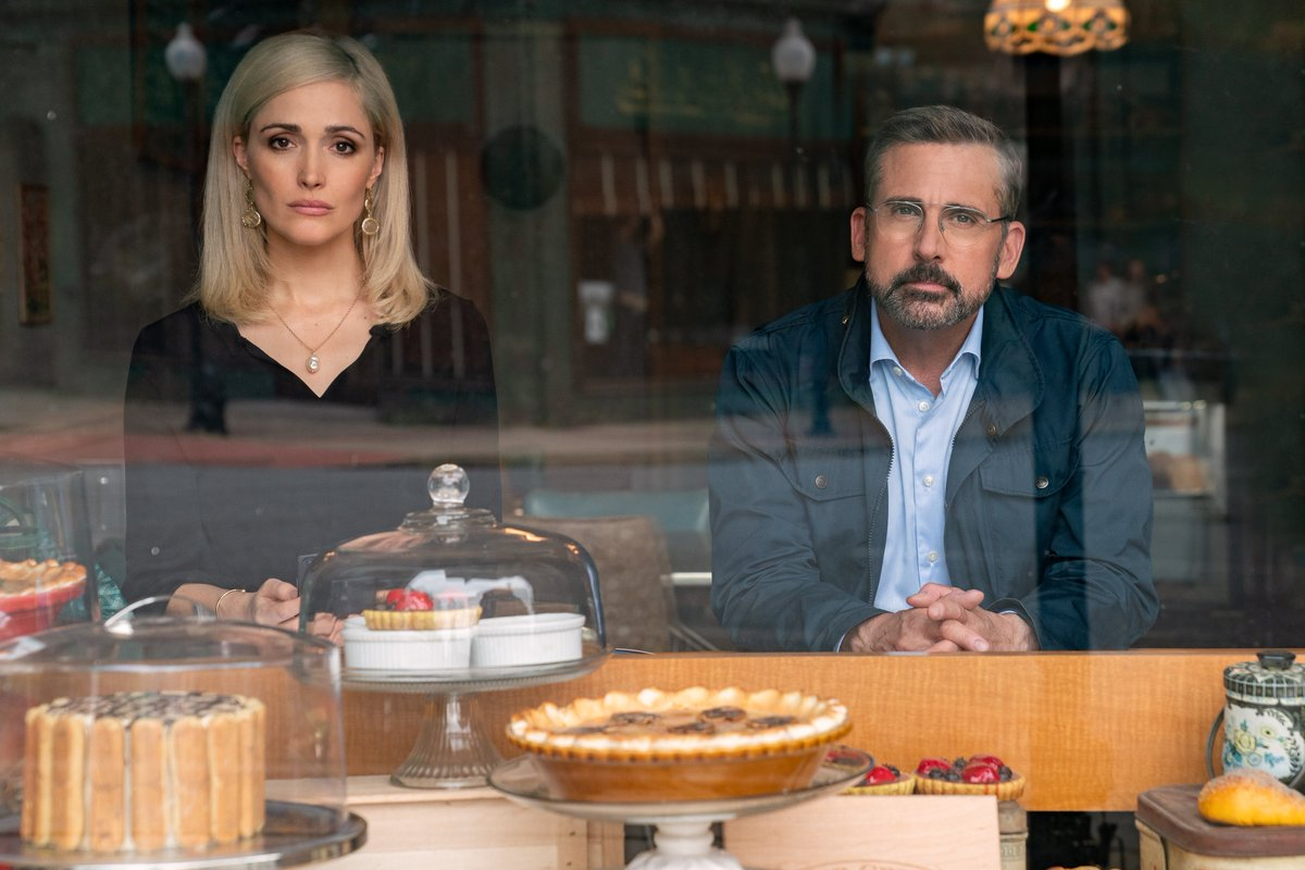 Jon Stewart's #Irresistible, starring Steve Carell and Rose Byrne, will be available to stream at home starting June 26th.