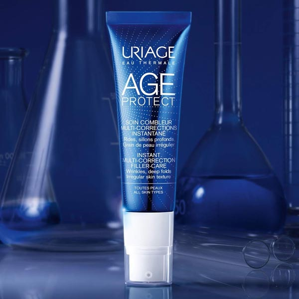 Age Protect Instant Multi-Correction from Uriage is a multi-corrector that has a Filler-like action: the reticulated hyaluronic acid acts specifically on wrinkles for a visibly smoother skin.  https://bit.ly/AgeProtectInstant_Uriage…  #lojaglamourosa #uriage #ageprotect #skincare #cosmetica pic.twitter.com/GNICivNAzm