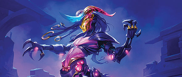 Change is coming to the Crucible! Get a closer look at the mutants and strange alterations coming with Mass Mutation in today's KeyForge preview. #KeyForge #UniqueGame  https://t.co/V9KPrtPMq4 https://t.co/dA1335zeZO